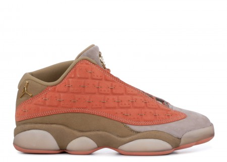 Air Jordan 13 Retro Low Clot Sepia Stone