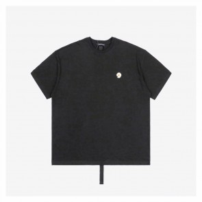 Peaceminusone &Fragments 20ss Black Short Sleeve
