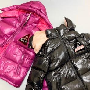 Moncler Puffer Jacket Pink