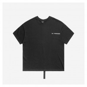 Peaceminusone &Fragments 19ss Black Short Sleeve