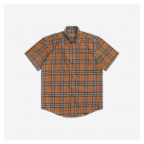 Burberry 19ss Classic Striped Short Sleeve