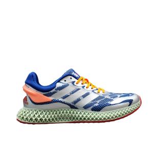 Adidas Alphaedge 4D Blue Orange