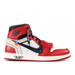 Air Jordan 1 Retro High Off-White Chicago