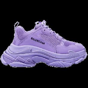 Balenciaga Triple S Sneaker Purple