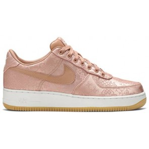 Nike Air Force 1 Low Premium X Clot 'Rose Gold Silk '(Regular Box)