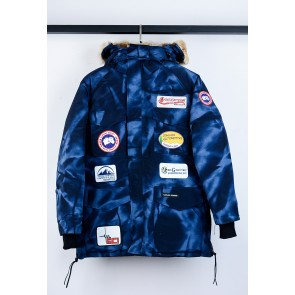 Canada Goose Jacket In Blue