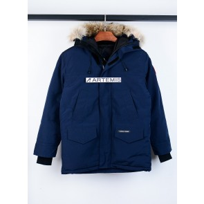 Canada Goose Dark Blue Jacket (2013)