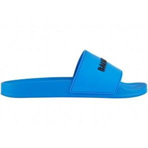 Balenciaga Pool Slide Blue