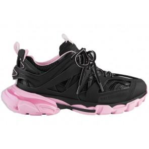 Balenciaga Track Black Pink With Led Light