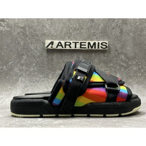Visvim Christo Sandal Slipper Rainbow