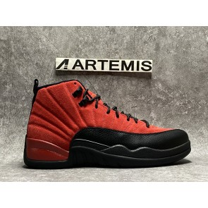 Air Jordan 12 Retro Reverse Flu Game