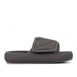 Adidas Yeezy Supply Nylon Slipper Graphite