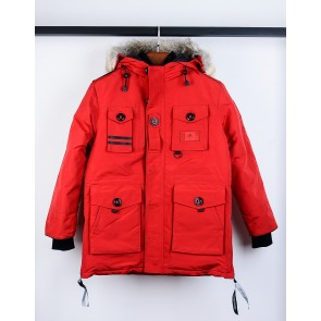 Canada Goose 150 Anniversary Red Jacket