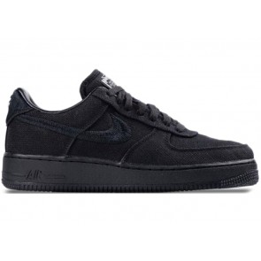Nike Air Force 1 Low Stussy Black