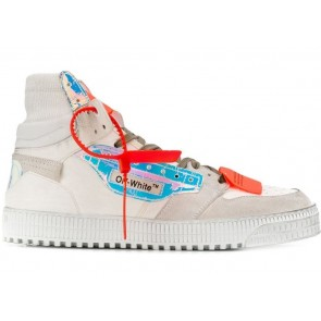 OFF-WHITE Off-Court 3.0 High White Grey