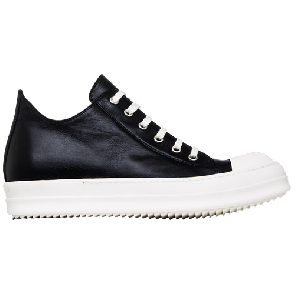 Rick Owens Low Srx & Jingle Black White