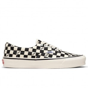 Vans OG Checkerboard Black