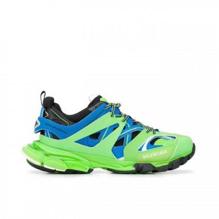 Balenciaga Track Sneakers Green