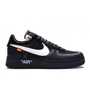 Air Force 1 Low Off-White Black White