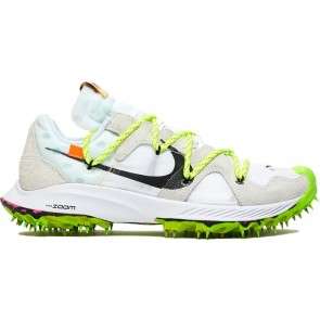 Nike Zoom Terra Kiger 5 Off-White Green